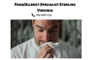 Food/Allergy Specialist Sterling Virginia